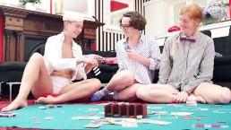 Avalon, Rosie & Steel - Strip Poker