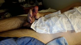 Meatinfinity9: Hung Stud with Big Handsome Cock Cums A Lot! Under 60 secs