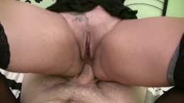 Bitch newcomer girl wants to start her first anal.Homemade Video