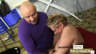good looking oma furry pussy whipping