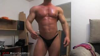 Spy jerk chat cam muscle muscle jockmenlive