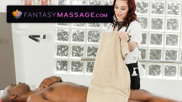 Vintage radar detector advantages Masseuse takes advantage of clients big cock