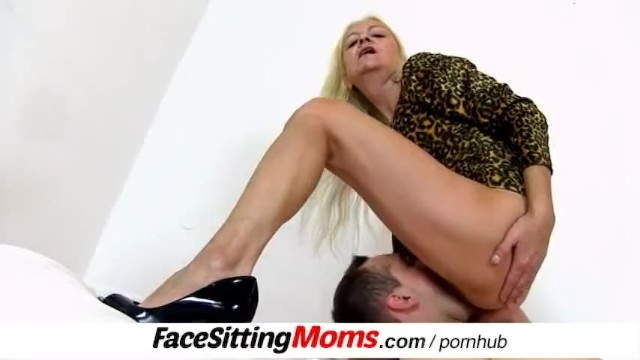 Dirty lick pantie who woman Grandma with boy dirty pussy eating feat. granny vera