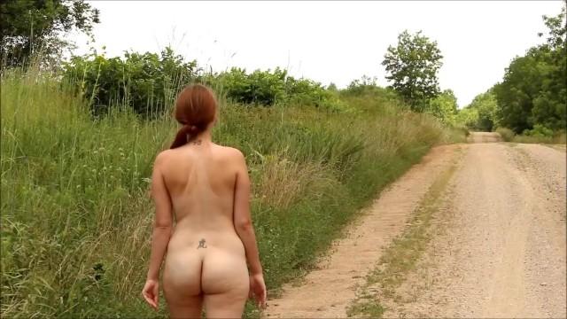 Tamara sky naked Me walking naked down the road- andrea sky