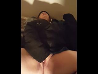 Horny courgar