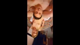 Video porno in hotel di Andrea Diprè con Rebecca Volpetti e Luna Ramondini