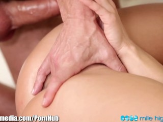 Preview 4 of MileHigh Czech babe Squirts During Erotic Massage