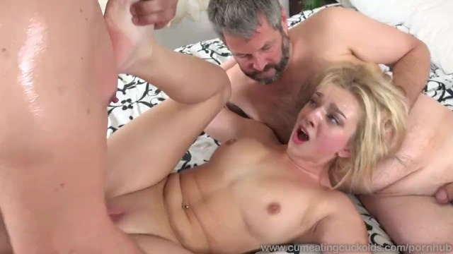 Can you eat another mans cum Tiffany watson fucks another man while husband watches