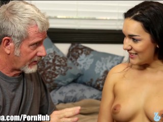 Phat White Ass Tube Jenna Caught With Step - Bro Then Fucks Step - Dad