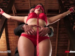 Valentina Nappi Tied up and Used
