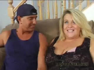 Stripping And Taking Home BBW Jenna