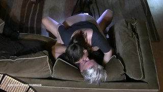 He creampie monster and creampie twice  came passionate oral pussy sex