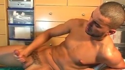 My best friend made a porn: watch his huge cock gets sucked by a guy!