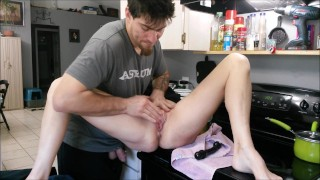 Preview 5 of How to make a girl squirt (Instructional demonstration) Watch and Learn ;)