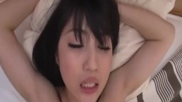 Reo Saoiji惊讶于她那迷人的猫咪和屁股