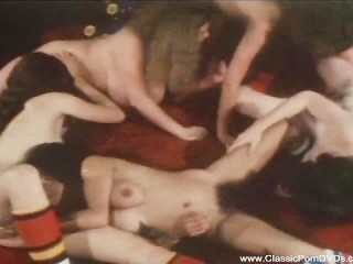 Orgy At The Roller Rink 1972