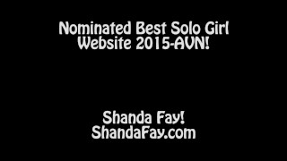 Shanda Fay Teases You Till You Explode!