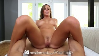 Passion-HD - Alexis Adams has her perfect pussy pounded by cock