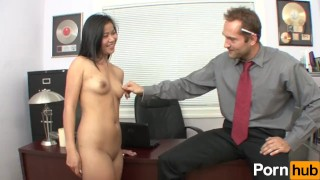 Fresh Off The Boat 07 - Scene 4 milf pornhub asian thai mom shaved mother natural-boobs dick-riding small-tits doctor-patient cowgirl doggy-style pussy-licking
