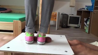 tRAMPLING EXTREME JUMP VIDEO