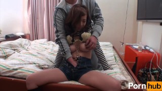 Hello Titty 10 - Scene 3 throating milf pornhub asian mom blowjob sex-toys mother natural-boobs japanese big-tits dick-riding shaved-pussy brunette cowgirl adult-toys
