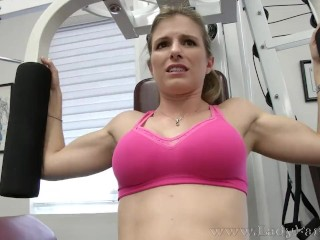 Cory Chase Gym Farts