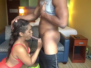 Layla Finesse Gets Nasty!