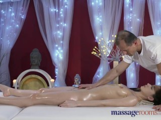 Amateur Insertion Video Massage Rooms Tall Russian model has sweet pussy stretched with hard cock