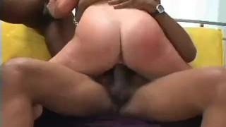hot blonde interracial porn threesome with two big big black cocks