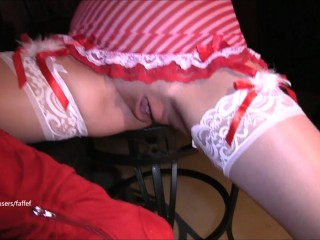 Born To Be Bound Tube Hot mom gets finger fucked on Valentine s POV Squirt Alert