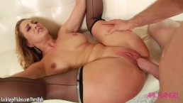MILF Cherie Deville fucked good and tasting cum