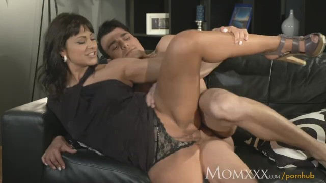 Older woman hardcore - Mom man eater older woman does what she wants with young stud