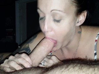 REAL HD COCK SUCKING TEEN TAKES ALL IN HER FUCKING THROAT HARDCORE BLOWJOB