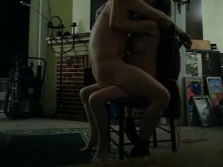 Pregnant Pegging 2