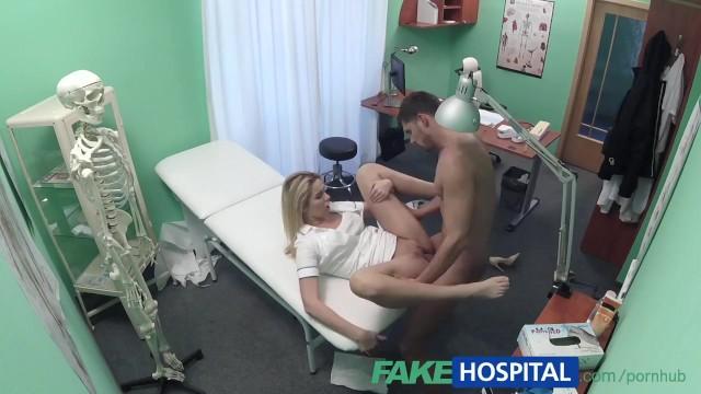 Fakehospital Patient Fucks His Sexy Nurse  Thumbzilla-3508