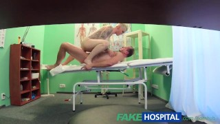 FakeHospital Busty tattooed patient fucked hard