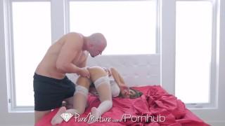 PureMature - Hot and Sexy Reena Sky naughty Valentine's Day