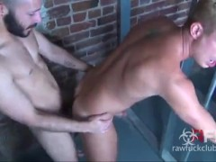 Dylan Strokes and Ryan Raz