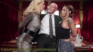 Step-Mother And Step-Daughter Domination  big tits stepmother bdsm punish small blonde theupperfloor small tits domination milf kink gagged brunette petite 3some bondage stepdaughter big boobs face slapped