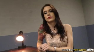Hooker Anna de Ville takes anal fucking at police station big cock hardcore point of view pickup blowjob dogfartnetwork.com deepthroat tattoo interracial anal pov dogfartnetwork brunette ass fuck doggy style natural tits