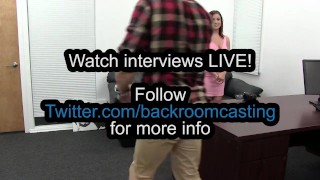 Young couch anal on waitress time st casting backroomcastingcouch style