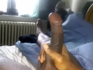 Long heavy thick bbc..needs a juicy wet pussy...