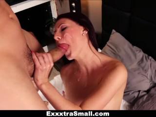 ExxxtraSmall- Petite Teen Teases And Fucks Bro-In-Law