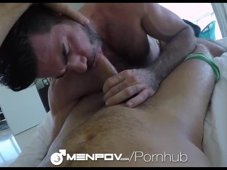 MenPov - Wesley Woods Fucked Hard By Billy Santoro