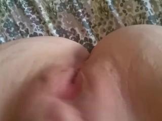 hardcore morning finger fuck to a throbbing intense moaning orgasm