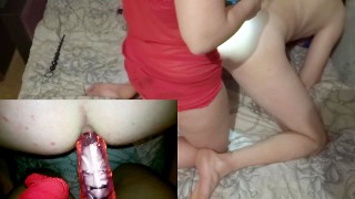 I pegging my hubby tight ass until he cum in my mouth. amateur pegging pegging cum pegging femdom amateur anal orgasm homemade femdom femdom strapon femdom strapon guy cum in mouth amateur femdom pegging his ass ass fuck prostate massage femdom pegging strapon guy adult toys