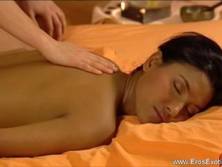 Beautiful Babes Massage Time