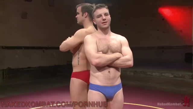 Gay kombat wrestling - Top cock wrestling