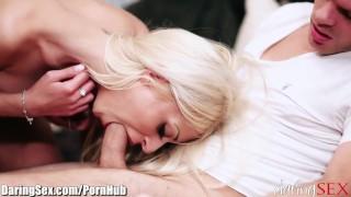 DaringSex Erotic Couple Enjoying their Pleasure Cock cum