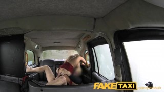 FakeTaxi Deep anal for lady with big tits  blonde blowjob cumshot public camera faketaxi milf rimming car reality rough deepthroat facial spycam cum on face